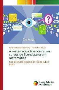 A matemática financeira nos cursos de licenciatura em matemática