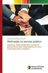 Motivação no serviço público
