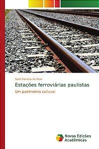 Estações ferroviárias paulistas