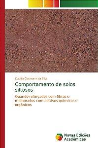 Comportamento de solos siltosos