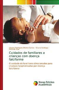 Cuidados de familiares a crianças com doença falciforme