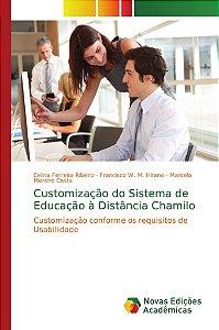 Customização do Sistema de Educação à Distância Chamilo