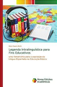 Legenda Intralinguística para Fins Educativos