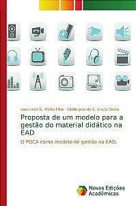 Proposta de um modelo para a gestão do material didático na EAD