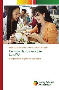 Comida de rua em São Luís/MA