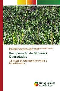 Recuperação de Bananais Degradados