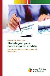 Modelagem para concessão de crédito