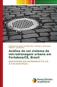 Análise de um sistema de microdrenagem urbana em Fortaleza/CE, Brasil