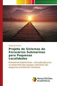 Projeto de Sistemas de Emissários Submarinos para Pequenas Localidades