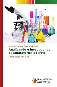 Analisando e investigando os laboratórios do IFPB