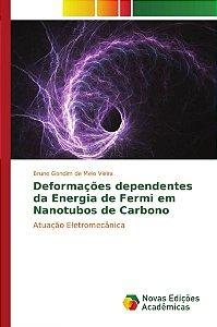 Deformações dependentes da Energia de Fermi em Nanotubos de Carbono