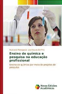 Ensino de química e pesquisa na educação profissional