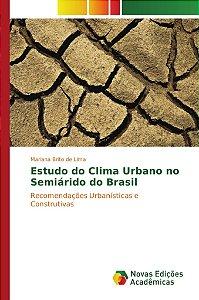 Estudo do Clima Urbano no Semiárido do Brasil