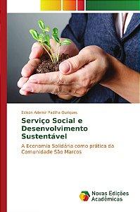Serviço Social e Desenvolvimento Sustentável