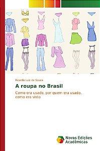 A roupa no Brasil