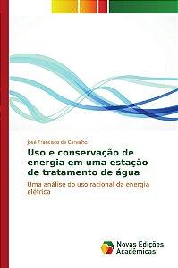 Uso e conservação de energia em uma estação de tratamento de água