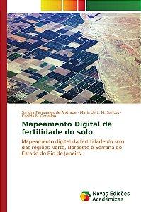 Mapeamento Digital da fertilidade do solo