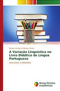 A Variação Linguística no Livro Didático de Língua Portuguesa