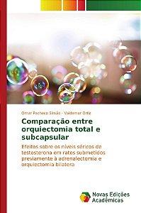 Comparação entre orquiectomia total e subcapsular