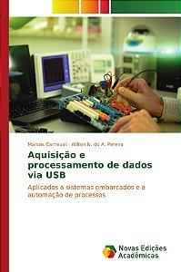 Aquisição e processamento de dados via USB
