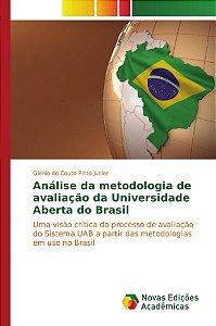 Análise da metodologia de avaliação da Universidade Aberta do Brasil