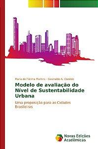 Modelo de avaliação do Nível de Sustentabilidade Urbana