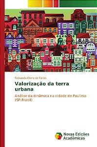 Valorização da terra urbana