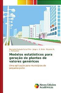 Modelos estatísticos para geração de plantas de valores genéricos