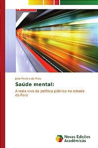 Saúde mental: