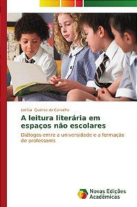 A leitura literária em espaços não escolares