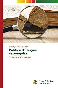 Política de língua estrangeira