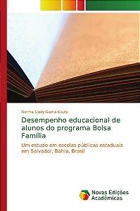 Desempenho educacional de alunos do programa Bolsa Família