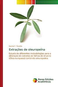 Extrações de oleuropeína