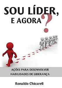 Sou líder, e agora? - autor Ronaldo Chicareli