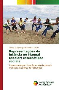 Representações da Infância no Manual Escolar: estereótipos sociais