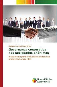 Governança corporativa nas sociedades anônimas