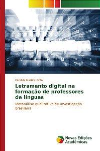 Letramento digital na formação de professores de línguas