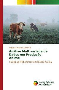 Análise Multivariada de Dados em Produção Animal