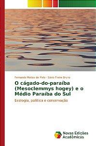 O cágado-do-paraíba (Mesoclemmys hogey) e o Médio Paraíba do Sul