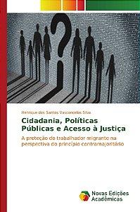 Cidadania, Políticas Públicas e Acesso à Justiça