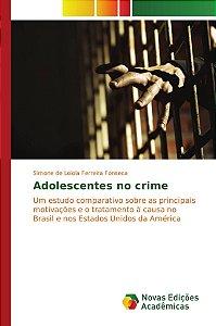 Adolescentes no crime