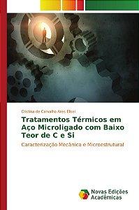 Tratamentos Térmicos em Aço Microligado com Baixo Teor de C e Si