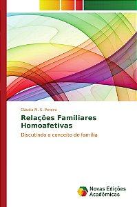 Relações Familiares Homoafetivas