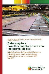 Deformação e envelhecimento de um aço inoxidável duplex