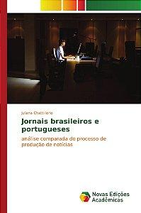 Jornais brasileiros e portugueses