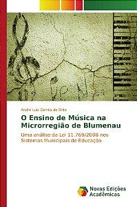 O Ensino de Música na Microrregião de Blumenau