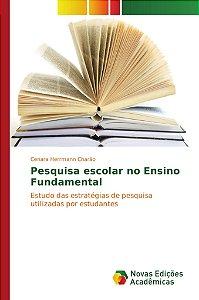 Pesquisa escolar no Ensino Fundamental