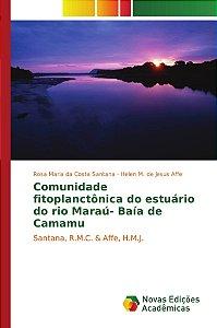 Comunidade fitoplanctônica do estuário do rio Maraú- Baía de Camamu