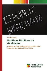 Políticas Públicas de Avaliação