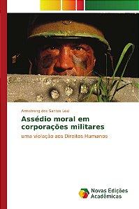 Assédio moral em corporações militares